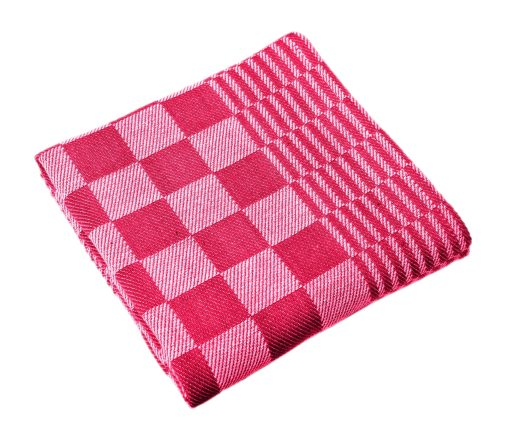 Keukenhanddoeken rood