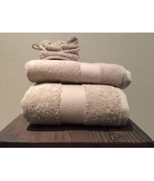 handdoek ourson beige