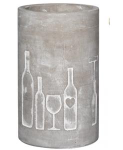 wine cooler figuur