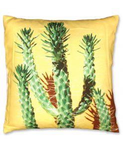 Cactus cushion Yellow HR