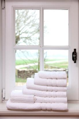 Bekijk onze collectie handdoeken