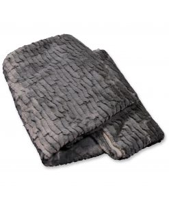 Timor plaid Dark Grey