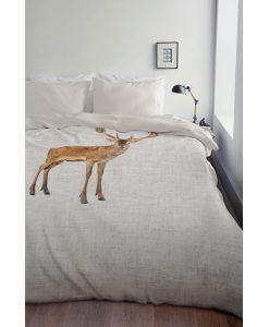 Ariadne At Home dekbedovertrek Cute Deer sfeerbeeld