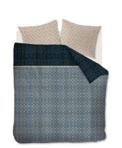 Bedding House Lima Grey dekbedovertrek