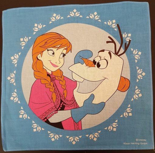 Zakdoeken Frozen Olaf