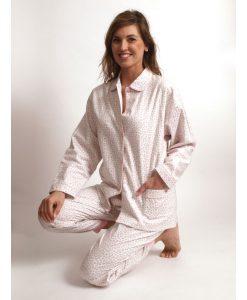 Pyjama leopard flanel