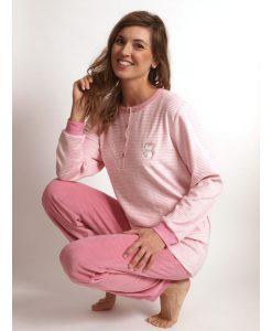 Pyjama velours cold