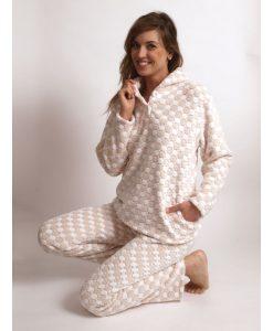 Pyjama fleece nop