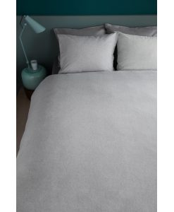 Bedding House dekbedovertrek Frost Light Grey