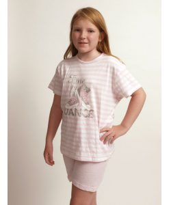 Pyjama Cocodream dance girls korte broek
