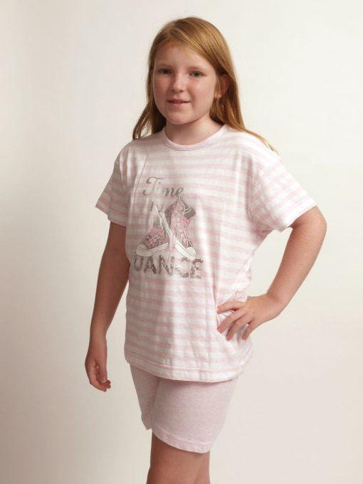 Pyjama Cocodream dance girls korte broek