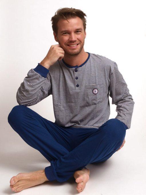 Pyjama Outfitter lange broek wind heren
