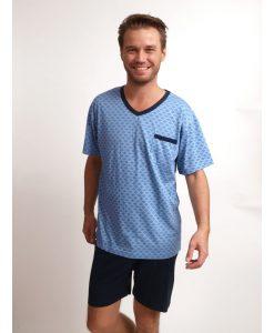 Pyjama short heren Outfitter zakje