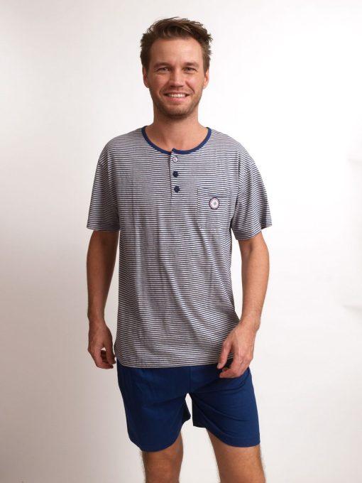 Pyjama Outfitter men shorty jersey wind