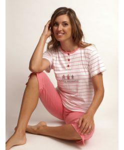 Pyjama Cocodream weekend dames