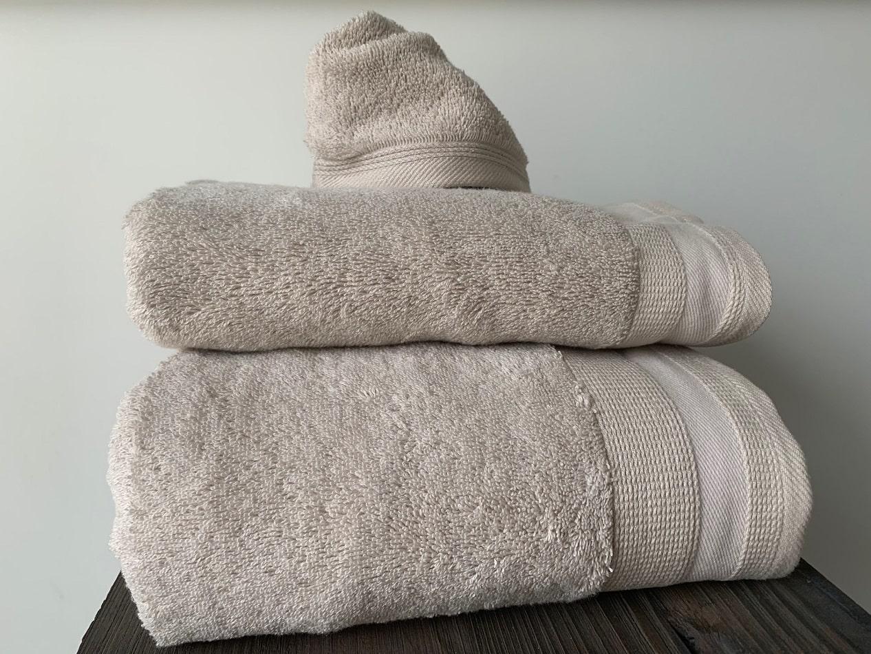 De Witte Lietaer.Handdoek De Witte Lietaer Luxe Sand