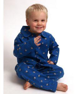 Outfitter pyjama flanel boys aapje