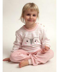 Cocodream Pyjama velours girls vosje