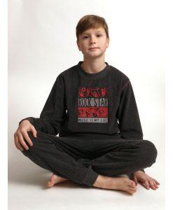Pyjama jongens stretch outfitter music