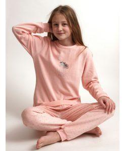 Pyjama Cocodream meisjes velours wish