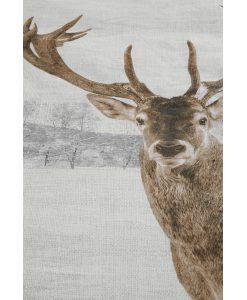 Dekbedovertrek Werner Natural detailfoto