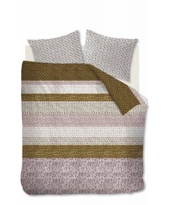 Bedding House Valdemar dekbedovertrek Soft Pink