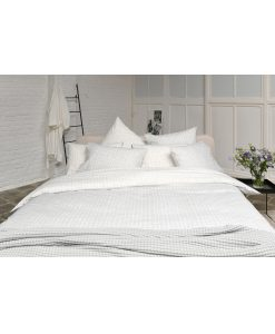Dekbedovertrek Ants Grey - Passion Home Linen