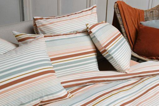 Dekbedovertrek Baptiste Multi - Passion Home Linen - detail