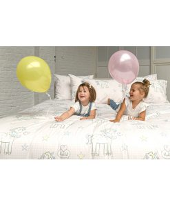 Kinderdekbedovertrek Unicorn - Passion Home Linen