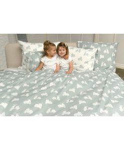 Kinderdekbedovertrek Vespa - Passion Home Linen
