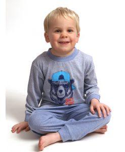Pyjama Outfitter lange mouwen kids bear