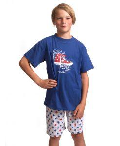 Pyjama Outfitter korte mouwen kids star
