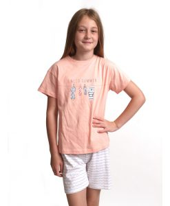 Pyjama Cocodream korte mouwen kids I Need Summer