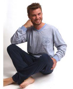 Pyjama Outfitter lange mouwen heren buffalo