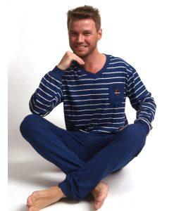 Pyjama Outfitter lange mouwen heren sailor