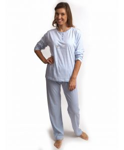 Cocodream pyjama lange mouwen sea treasure