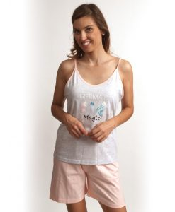 Cocodream pyjama spaghettibandjes dames mermaid magic