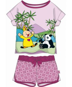 Bumba pyjama panda meisjes