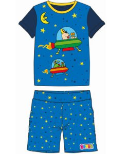 Bumba pyjama space ruimte jongens