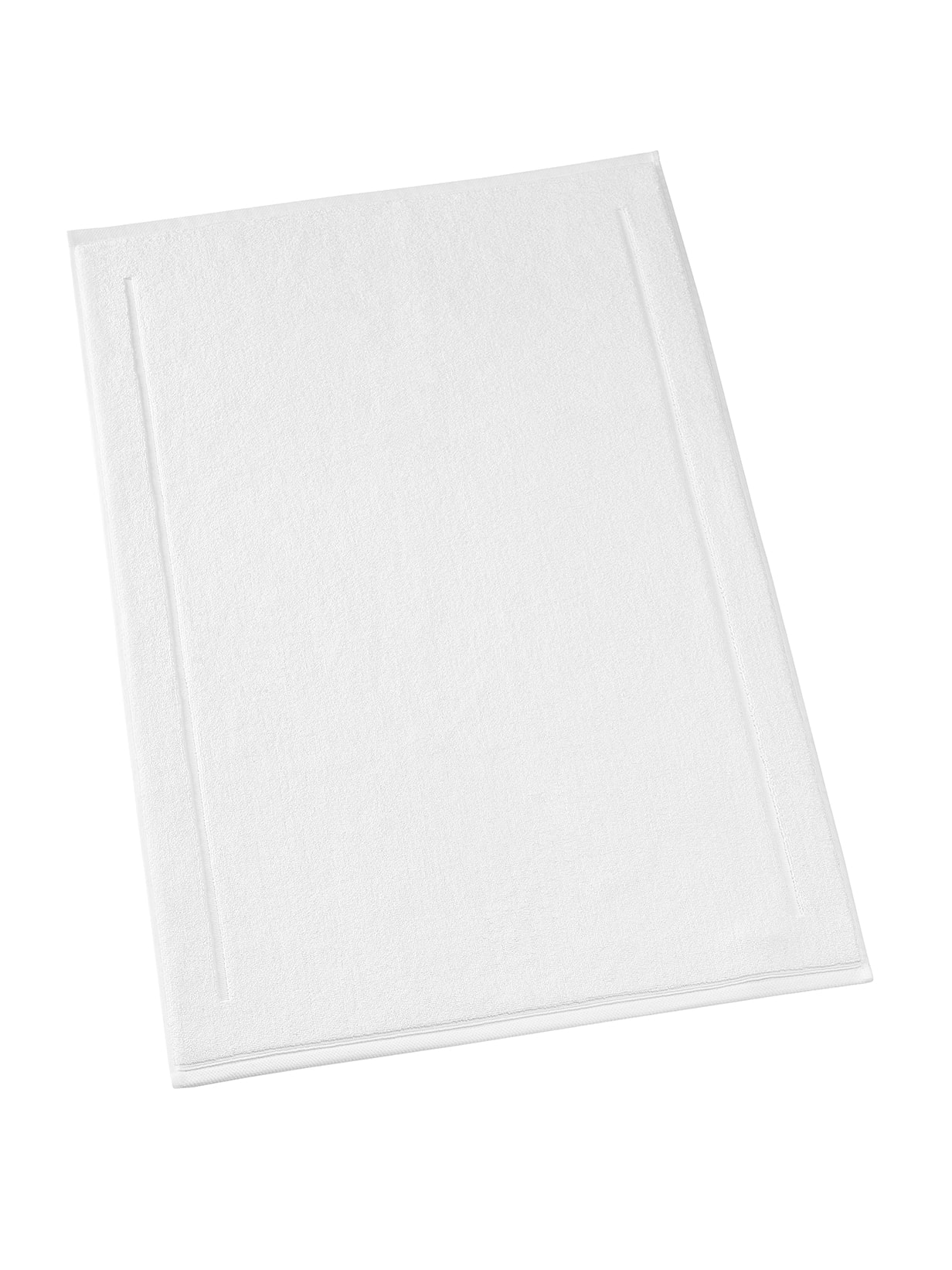 Excellence badmat 60x100 white