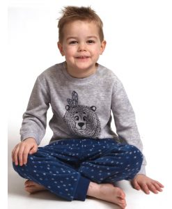 Pyjama lange mouwen kids cool bear polar