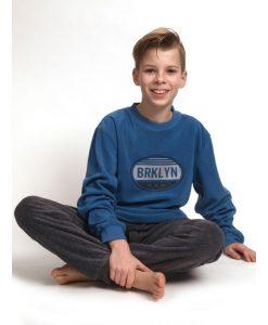 Pyjama lange mouwen kids BRKLYN polar Outfitter jongens