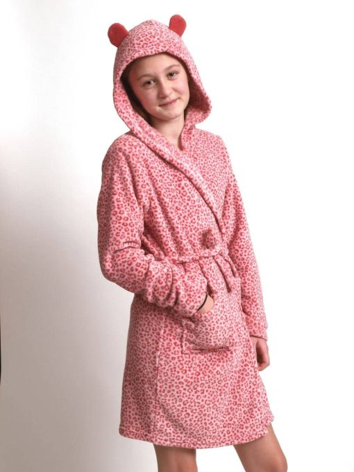 Kamerjas kids fleece leopard Cocodream