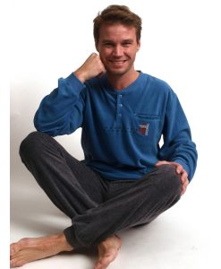 Pyjama lange mouwen heren four polar Outfitter heren