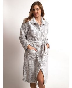 Kamerjas dames jacquard fleece Cocodream