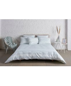 Dekbedovertrek Passion Home Linen Culti green HR