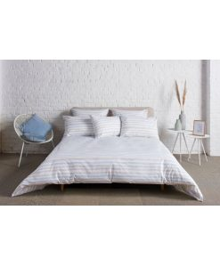 Dekbedovertrek Passion Home Linen Culti sand HR