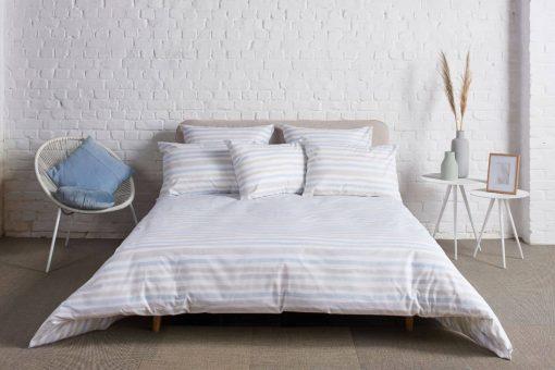 Dekbedovertrek Passion Home Linen Culti sand HR