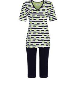 Pyjama Lime capribroek Ringella