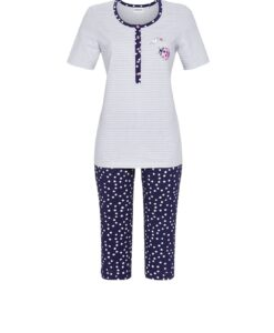 Pyjama Lieveheersbeestje capribroek Ringella
